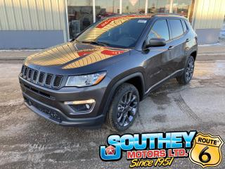 New 2021 Jeep Compass 80th Anniversary Edition for sale in Southey, SK