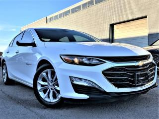 Used 2019 Chevrolet Malibu LT|HEATED SEATS|CRUISE CONTROL|REAR VIEW|ALLLOYS! for sale in Brampton, ON