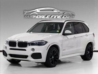 Used 2017 BMW X5 xDrive35d, M Sport, Navi, HUD, Extra sharp for sale in Concord, ON