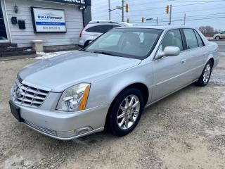 Used 2010 Cadillac DTS 4dr Sdn, low km's, 2 sets rims and tires for sale in Halton Hills, ON
