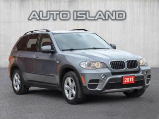 Used 2011 BMW X5 XDRIVE 3.5**NAVIGATION**SUNROOF for sale in North York, ON