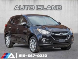 Used 2010 Hyundai Tucson LIMITED***ALL WHEEL DRIVE**NAVIGATION for sale in North York, ON