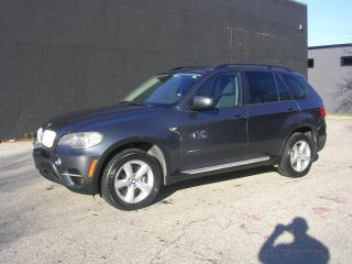 Used 2011 BMW X5 AWD 4dr 35d for sale in Richmond Hill, ON