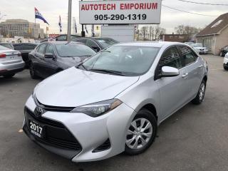 Used 2017 Toyota Corolla Automatic Bluetooth/All Power/Cruise&ABS* for sale in Mississauga, ON