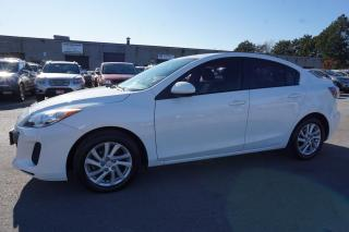 Used 2012 Mazda MAZDA3 TOURING CERTIFIED 2YR WARRANTY *1 OWNER* BLUETOOTH HEATED SEAST ALLOYS for sale in Milton, ON