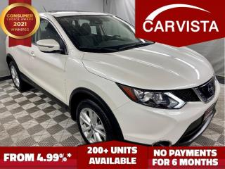 Used 2019 Nissan Qashqai SV AWD -SUNROOF/BACKUP CAM/REMOTE START- for sale in Winnipeg, MB