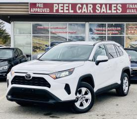 Used 2019 Toyota RAV4 LE REARVIEW|AWD|HEATEDSEATS| CLEANCARFAX| for sale in Mississauga, ON
