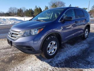 Used 2014 Honda CR-V LX for sale in Dunnville, ON