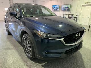 Used 2018 Mazda CX-5 Grand Touring AWD Preferred #Heated Seats #Heated Steering Wheel for sale in Brandon, MB