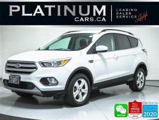 Used 2018 Ford Escape SE AWD, CAM, HEATED SEATS, BLUETOOTH, SAT RADIO for sale in Toronto, ON