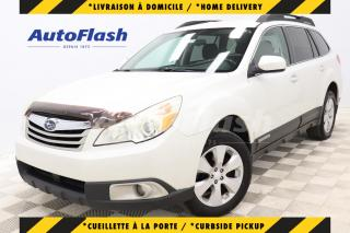 Used 2011 Subaru Outback 2.5i AWD* MAGS* CRUISE*A/C* GR-ELECTRIQUE* for sale in Saint-Hubert, QC