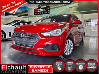 Used 2019 Hyundai Accent Preferred 5 portes for sale in Châteauguay, QC