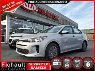 Used 2020 Kia Rio LX+ IVT  *** VEHICULE NEUF*** for sale in Châteauguay, QC