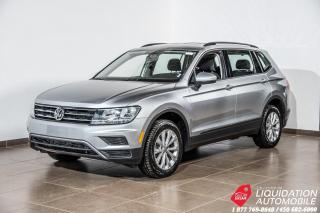Used 2019 Volkswagen Tiguan Trendline 4MOTION+CAM/RECUL+MAGS+APPLE CARPLAY for sale in Laval, QC