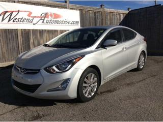Used 2015 Hyundai Elantra Sport Appearance for sale in Stittsville, ON