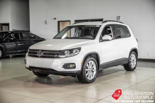 Used 2014 Volkswagen Tiguan 2.0TSI+AWD+MAGS+SIEG CHAUFF+GR.ELECT for sale in Laval, QC