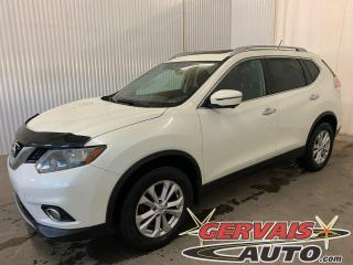 Used 2016 Nissan Rogue SV Tech AWD GPS Toit Panoramique Caméra 360 Mags *Traction intégrale* for sale in Trois-Rivières, QC