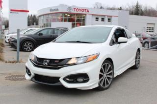 Used 2014 Honda Civic 2 portes, boîte manuelle, Si for sale in Shawinigan, QC