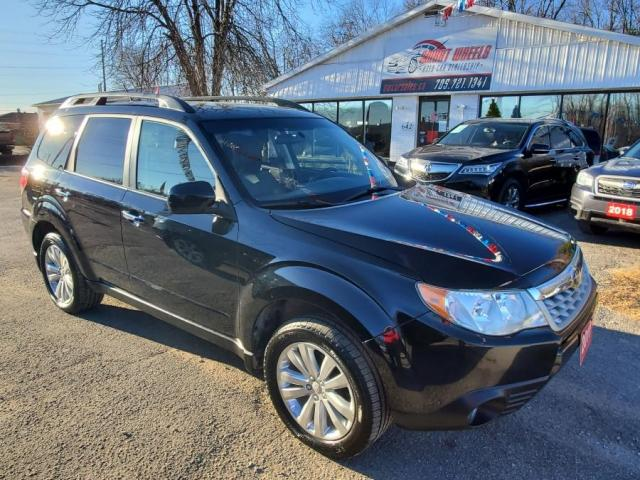 2011 Subaru Forester 2.5X Limited Package