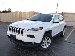 Used 2014 Jeep Cherokee Latitude 4WD for sale in Cayuga, ON