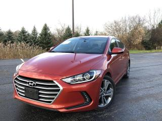 Used 2017 Hyundai Elantra GLS 2WD for sale in Cayuga, ON