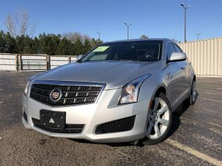 Used 2014 Cadillac ATS 2WD for sale in Cayuga, ON