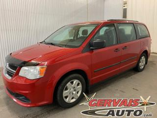 Used 2013 Dodge Grand Caravan Se A/c 7 Passagers for sale in Shawinigan, QC