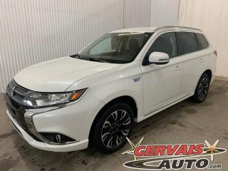 Used 2018 Mitsubishi Outlander Phev Hybride Branchable AWD Caméra Bluetooth Mags for sale in Shawinigan, QC