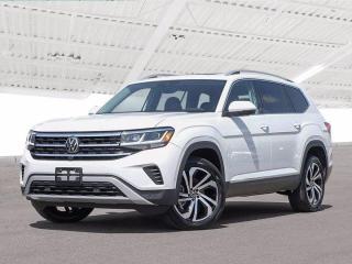 New 2021 Volkswagen Atlas EXECLINE for sale in Hebbville, NS