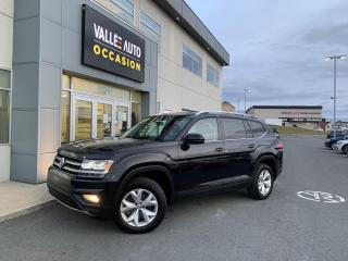 Used 2018 Volkswagen Atlas Comfortline 3.6 FSI 4MOTION for sale in St-Georges, QC