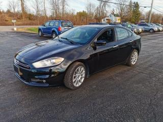 Used 2014 Dodge Dart Limited for sale in Madoc, ON