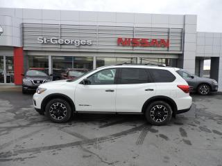 Used 2020 Nissan Pathfinder SL Rock Creek 4X4 for sale in St-Georges, QC