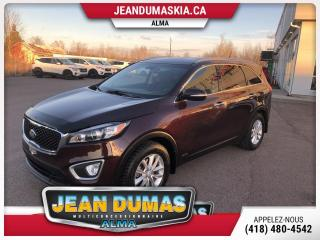 Used 2016 Kia Sorento MODÈLE LX+ 2 L turbo AWD ENS REMORQUAGE for sale in Alma, QC