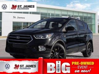 Used 2017 Ford Escape SE, One Owner, Backup Camera, Apple CarPlay for sale in Winnipeg, MB