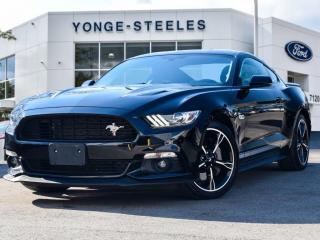 Used 2017 Ford Mustang GT for sale in Thornhill, ON