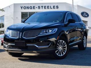 Used 2017 Lincoln MKX Select for sale in Thornhill, ON