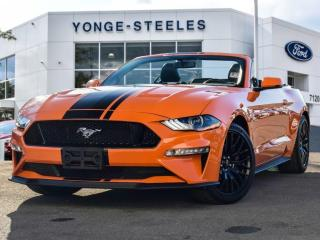 Used 2020 Ford Mustang GT Premium for sale in Thornhill, ON