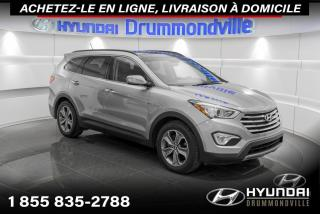 Used 2014 Hyundai Santa Fe XL XL LIMITED + GARANTIE + TOIT PANO +CUIR+ for sale in Drummondville, QC