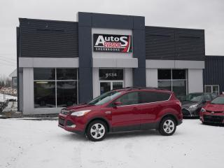 Used 2013 Ford Escape SE ECOBOOST 2.0 AWD + INSPECTÉ + FREINS NEUFS for sale in Sherbrooke, QC