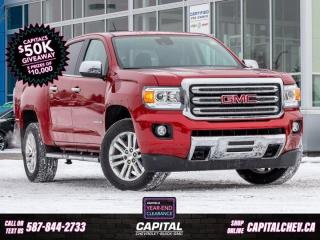 Used 2016 GMC Canyon 4WD SLT for sale in Calgary, AB