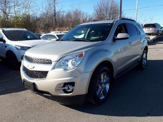 Used 2015 Chevrolet Equinox LT / low km for sale in Pickering, ON