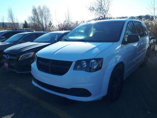 Used 2017 Dodge Grand Caravan SXT*** DVD** BACK UP *** for sale in Pickering, ON
