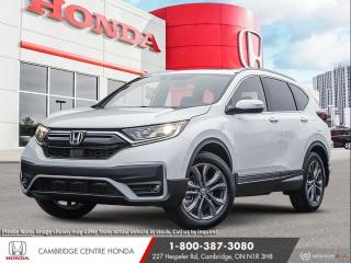 New 2021 Honda CR-V Sport APPLE CARPLAY™ & ANDROID AUTO™ | LANEWATCH CAMERA™ | HEATED SEATS for sale in Cambridge, ON