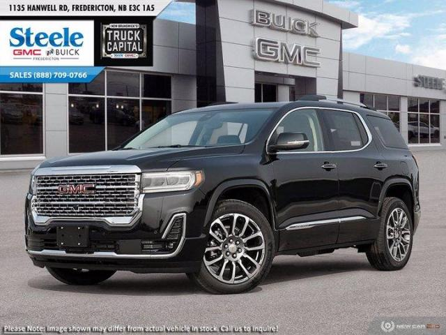 used 2021 gmc acadia denali for sale in fredericton, new