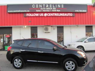 Used 2013 Nissan Rogue S $8,995+HST+LIC FEE / AWD/ TINTED WINDOWS for sale in North York, ON