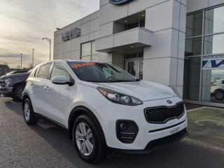 Used 2017 Kia Sportage FWD 4dr LX for sale in Lévis, QC
