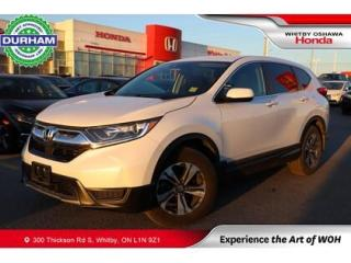 Used 2019 Honda CR-V LX AWD for sale in Whitby, ON