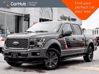 Used 2018 Ford F-150 Lariat 4x4 SuperCrew 5.5' Box Panoramic Roof B&O Sound for sale in Thornhill, ON