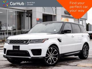 Used 2019 Land Rover Range Rover Sport HSE Td6 Diesel Meridian Sound Panoramic Roof for sale in Thornhill, ON