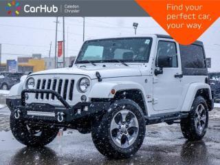 Used 2016 Jeep Wrangler Sahara 4x4 Navigation Bluetooth Remote Start Keyless Entry 18